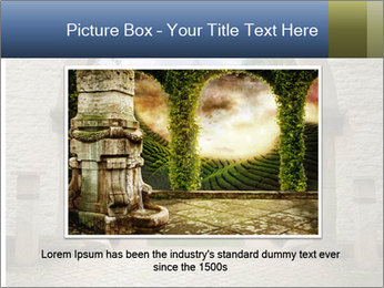 Castle PowerPoint Template - Slide 16