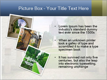 Castle PowerPoint Template - Slide 17