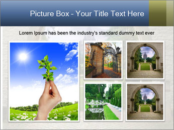 Castle PowerPoint Template - Slide 19