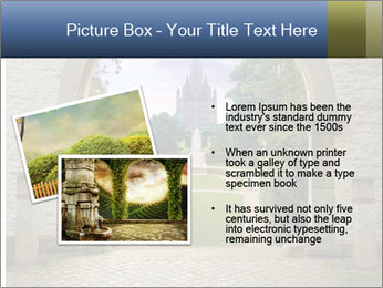 Castle PowerPoint Template - Slide 20