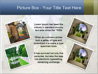 Castle PowerPoint Template - Slide 24