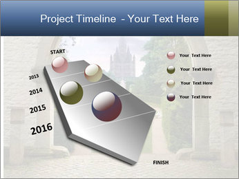 Castle PowerPoint Template - Slide 26