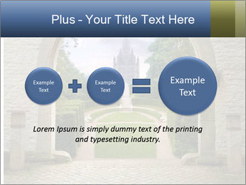 Castle PowerPoint Template - Slide 75