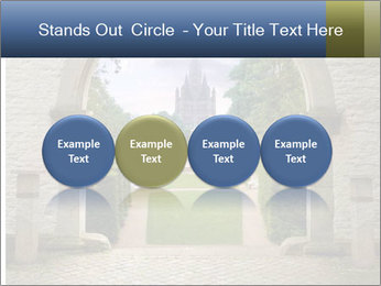 Castle PowerPoint Template - Slide 76