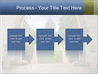 Castle PowerPoint Template - Slide 88