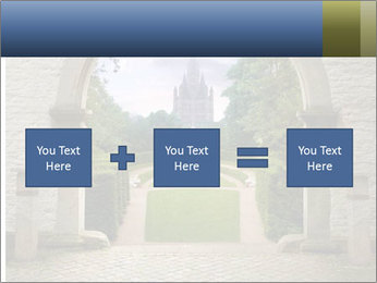 Castle PowerPoint Template - Slide 95