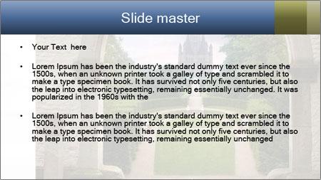 Castle PowerPoint Template - Slide 2