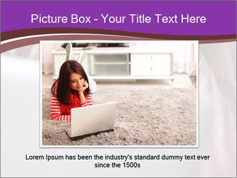 Teenage Girl PowerPoint Templates - Slide 15