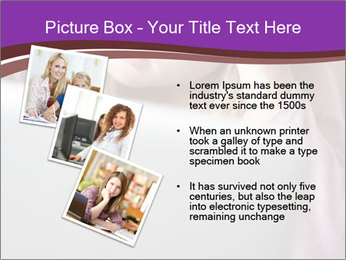 Teenage Girl PowerPoint Templates - Slide 17