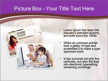 Teenage Girl PowerPoint Templates - Slide 20