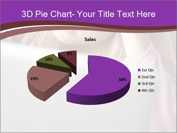 Teenage Girl PowerPoint Templates - Slide 35