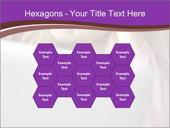 Teenage Girl PowerPoint Templates - Slide 44