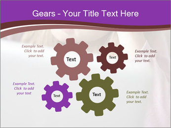 Teenage Girl PowerPoint Templates - Slide 47