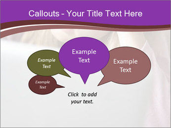 Teenage Girl PowerPoint Templates - Slide 73