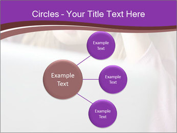 Teenage Girl PowerPoint Templates - Slide 79