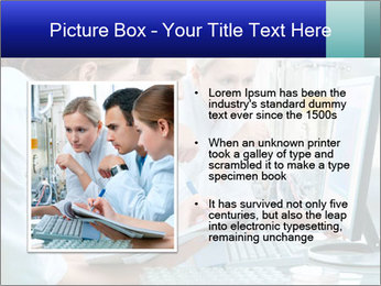 The laboratory PowerPoint Templates - Slide 13