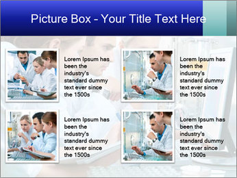 The laboratory PowerPoint Templates - Slide 14