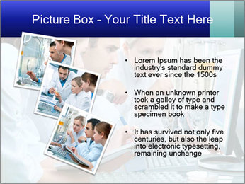 The laboratory PowerPoint Templates - Slide 17