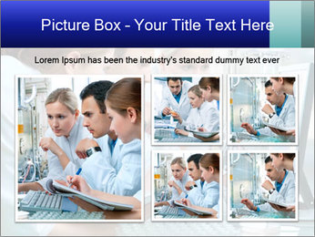 The laboratory PowerPoint Templates - Slide 19