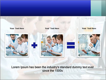 The laboratory PowerPoint Templates - Slide 22