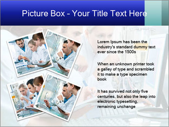 The laboratory PowerPoint Templates - Slide 23