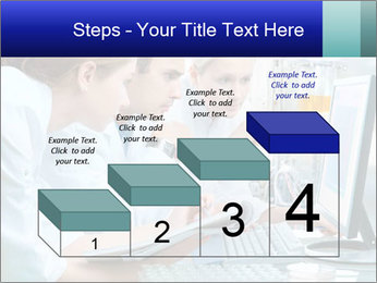 The laboratory PowerPoint Templates - Slide 64