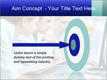 The laboratory PowerPoint Templates - Slide 83