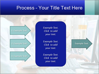 The laboratory PowerPoint Templates - Slide 85