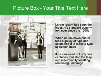 Young people PowerPoint Template - Slide 13