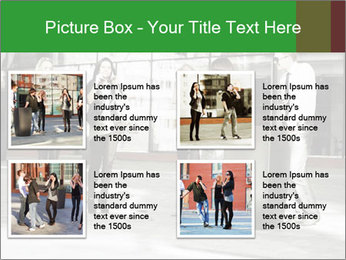 Young people PowerPoint Template - Slide 14