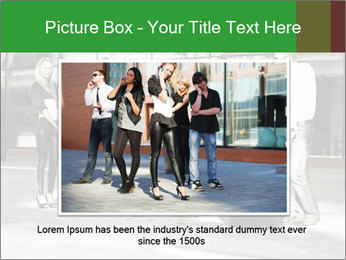 Young people PowerPoint Template - Slide 15