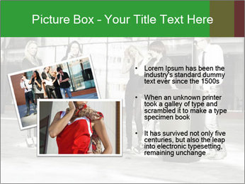 Young people PowerPoint Template - Slide 20