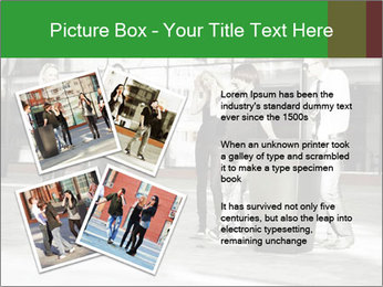 Young people PowerPoint Template - Slide 23