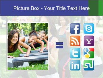 Young and attractive PowerPoint Template - Slide 21