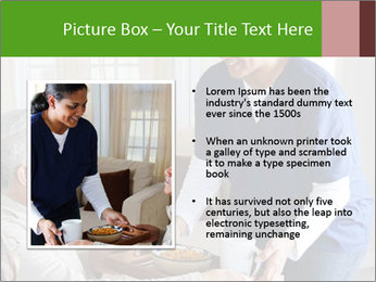 Home health PowerPoint Template - Slide 13