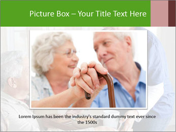 Home health PowerPoint Template - Slide 16