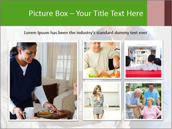 Home health PowerPoint Template - Slide 19