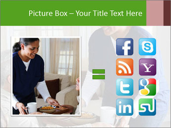 Home health PowerPoint Template - Slide 21