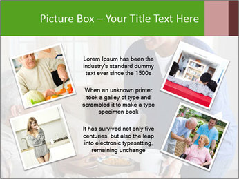 Home health PowerPoint Template - Slide 24