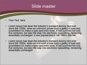 Photographer PowerPoint Templates - Slide 2