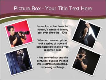 Photographer PowerPoint Templates - Slide 24