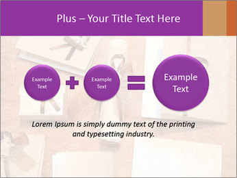 Handmade PowerPoint Template - Slide 75
