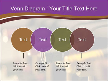 Red wine bottles PowerPoint Template - Slide 32