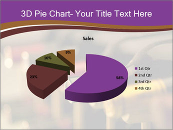 Red wine bottles PowerPoint Template - Slide 35