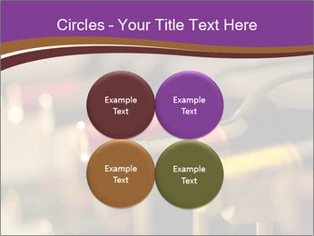 Red wine bottles PowerPoint Template - Slide 38