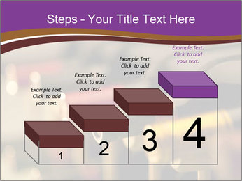 Red wine bottles PowerPoint Template - Slide 64