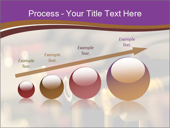 Red wine bottles PowerPoint Template - Slide 87