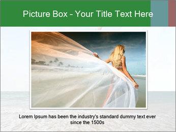 Woman jumping PowerPoint Templates - Slide 16