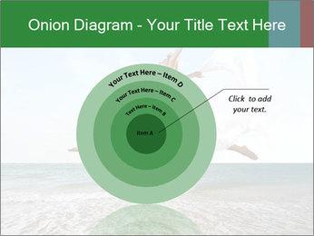 Woman jumping PowerPoint Templates - Slide 61