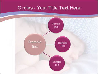 A newborn baby PowerPoint Template - Slide 79